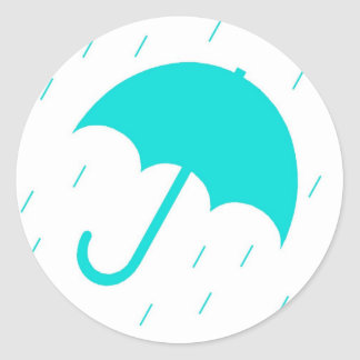Umbrella Sticker