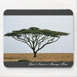 Umbrella Thorn Acacia Tree Mouse Pad