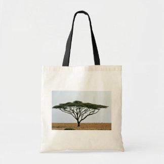 Umbrella Thorn Acacia Tree Tote Bag