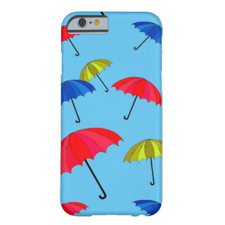 Umbrella Uplift on iPhone 6 Barely There Case