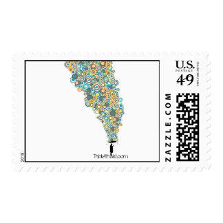 umbrellaAtheist Stamp