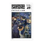 Umbrellas Pierre-Auguste Renoir Mother's Day Card Stamp