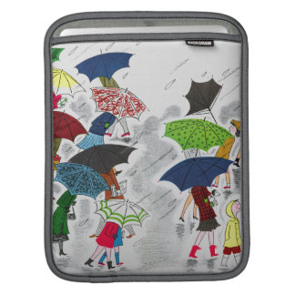 Umbrellas Sleeves For iPads