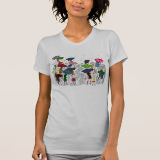 Umbrellas T-shirt