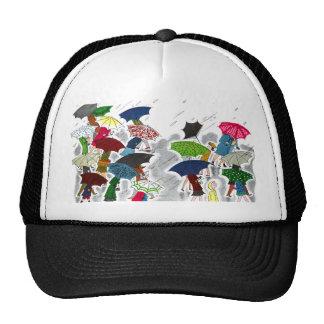 Umbrellas Trucker Hat