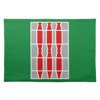 Umbria (Italy) Flag Cloth Placemat