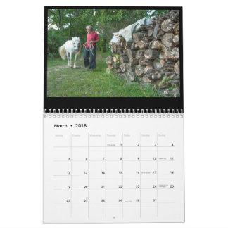 Umbrian Wood Calendar