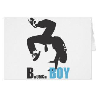 umc bboy greeting card