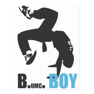 umc bboy post cards