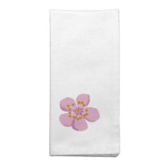 ume plum blossom cloth napkin