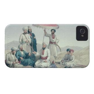 Umeer Dost Mohammed Khan, de 'caracteres y de iPhone 4 Case-Mate Cárcasa