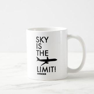 "umexx air ""SKY IS THE LIMIT!"" Mug"