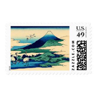 Umezawa in Sagami province Postage Stamp