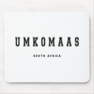Umkomaas South Africa Mouse Pad