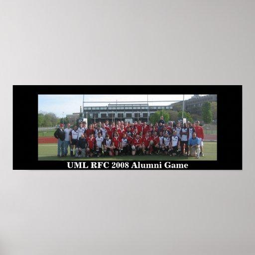 UML RFC 2008 Alumni Game Print