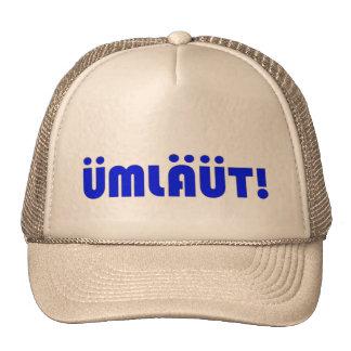 UMLAUT! Hats & Caps