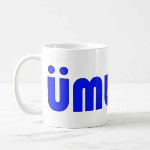 UMLAUT! Mugs & Cups