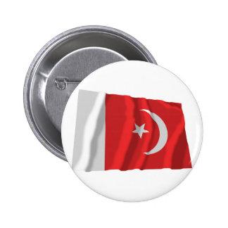 Umm bandera que agita del al-Quwain Pin