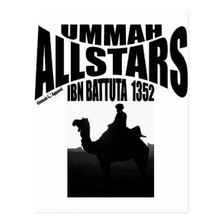 Umma Allstars Ibn Battuta Postal