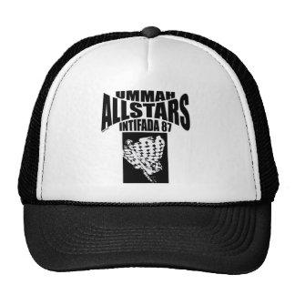 Ummah Allstars Intifada 87 Mesh Hats