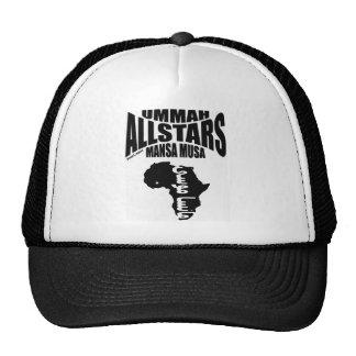 Ummah Allstars Mansa Musa Mesh Hats