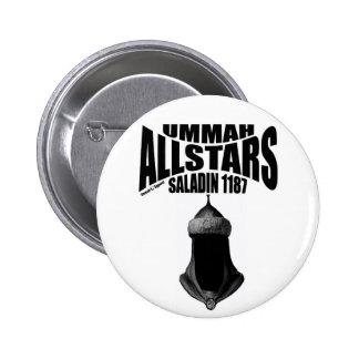 Ummah Allstars Saladin Pin
