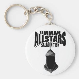 Ummah Allstars Saladin Keychain