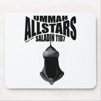 Ummah Allstars Saladin Mouse Pad