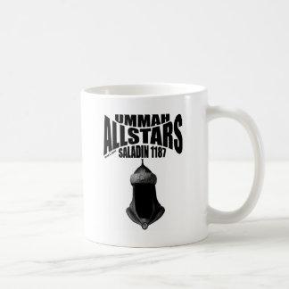 Ummah Allstars Saladin Classic White Coffee Mug