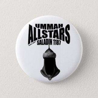 Ummah Allstars Saladin Pinback Button
