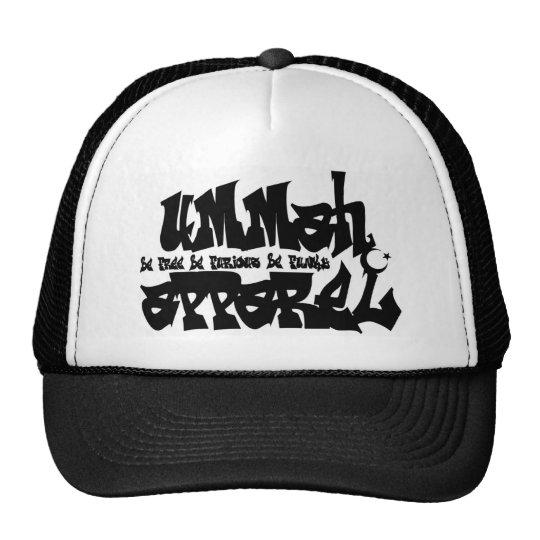 Ummah Apparel Graffiti Trucker Hat