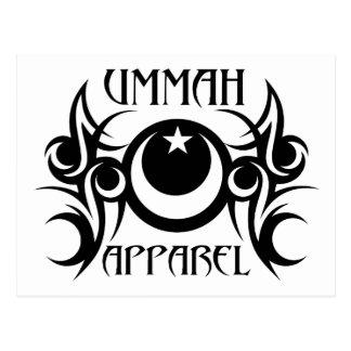 Ummah Apparel Postcard