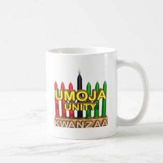 Umoja Classic White Coffee Mug