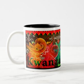 Umoja! - Kwanzaa mug