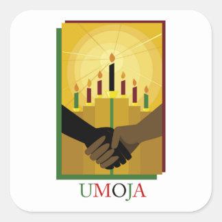 UMOJA Kwanzaa Stickers