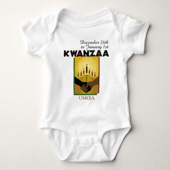 UMOJA - Unity Baby Bodysuit
