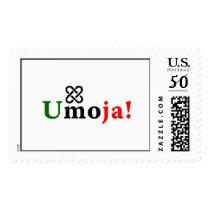 Umoja! - Unity... Kwanzaa Postage