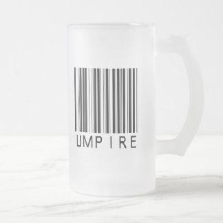 Umpire Bar Code Mug