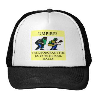 UMPIRE baseball joke. Trucker Hat