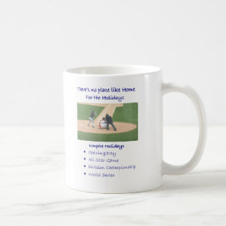 UMPIRE HOME FOR THE HOLIDAYS MUG