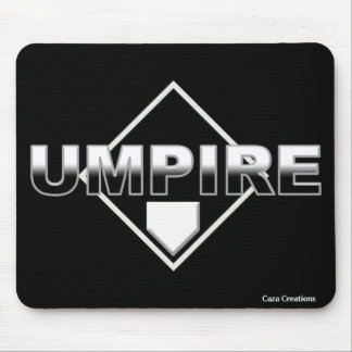 Umpire Mouse Pad