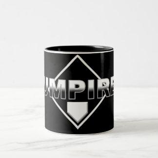 Umpire Two-Tone Coffee Mug