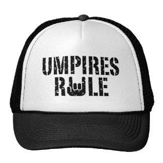Umpires Rule Trucker Hat