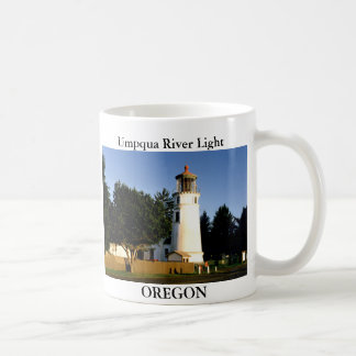 Umpqua River Light, Oregon Mug