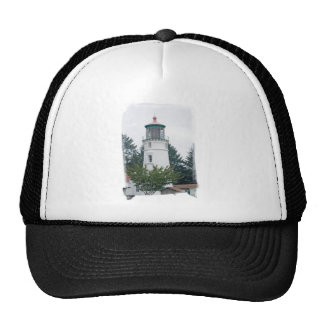 Umpqua River Light with Tree Hat
