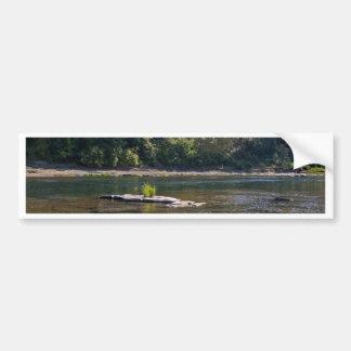 Umpqua River, Oregon Car Bumper Sticker