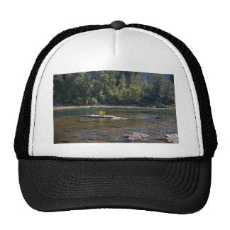 Umpqua River Oregon Mesh Hat