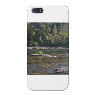 Umpqua River Oregon Cover For iPhone 5