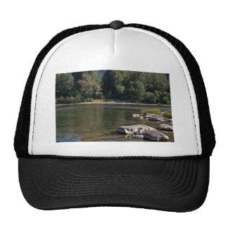 Umpqua River, Oregon Trucker Hat