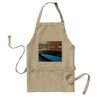 Umstead Park in Autumn Apron